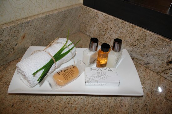 Le St-Martin Hotel Particulier Montreal : toiletries