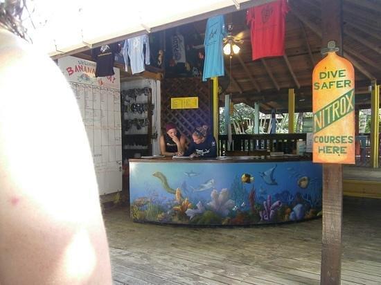 Bananarama Dive Center: Dive Center