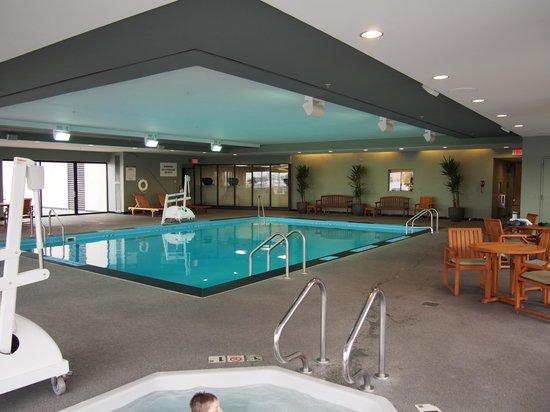 The Westin O'Hare: Pool area!
