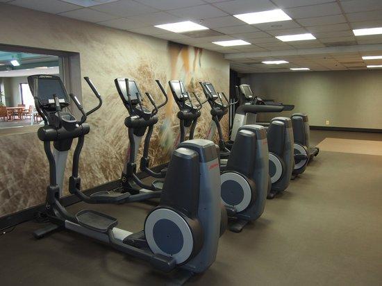 The Westin O'Hare : Gym