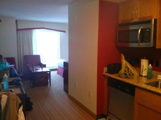 Residence Inn by Marriott Gravenhurst Muskoka Wharf: nice room