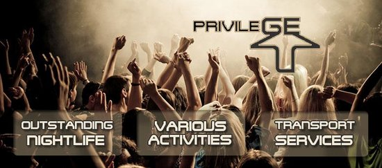 Privilege Entertainment Tours
