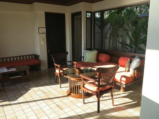 Pimalai Resort and Spa: room in beach front villa