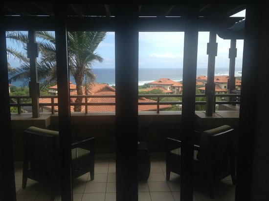 Fairmont Zimbali Resort : The Balcony