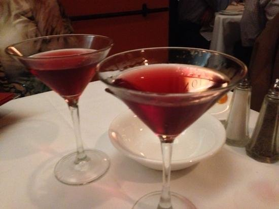 Nola Restaurant: Drinks were BAM!
