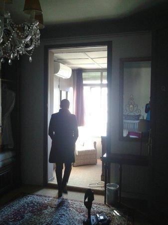 Casa de Billy Barcelona: El interior de la habitación