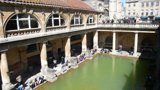 Roots Travel & Tours: Roman bath