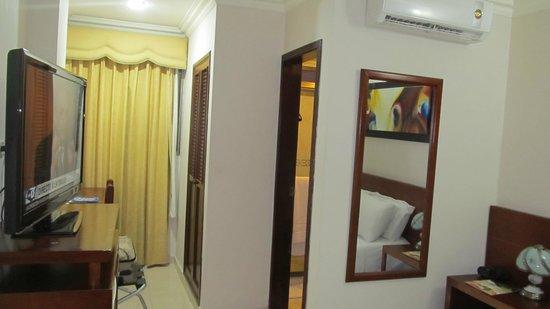 Howard Johnson Hotel Versalles Barranquilla: Un lugar muy agradable!