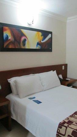 Howard Johnson Hotel Versalles Barranquilla : Un lugar Acogedor