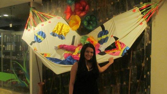 Howard Johnson Hotel Versalles Barranquilla: DECORACIÓN CARNAVAL DE BARRANQUILLA