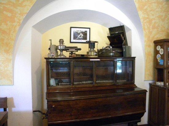 Helmut : Restaurant museo