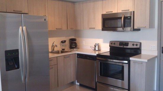 Habitat Residence : cozinnha