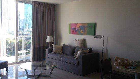 Habitat Residence : sala