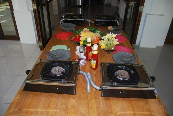 Pondok Anggrek Putih: Cooking Class