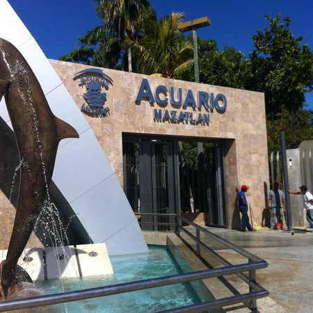 Acuario Mazatlan: Main Entrance