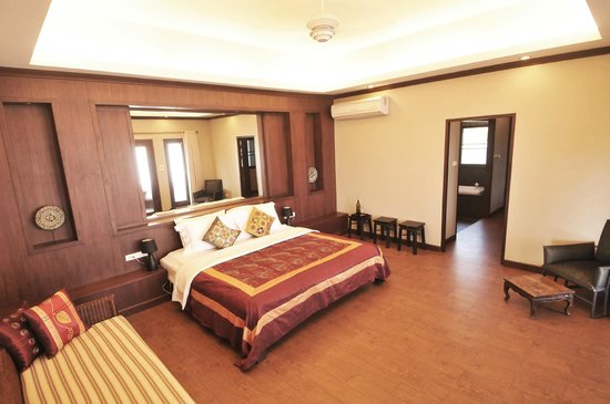 Phuket Cleanse: Bedroom
