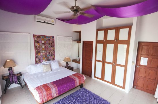 Phuket Cleanse : Bedroom