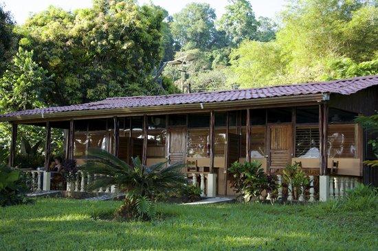 Drake Bay Wilderness Resort: Our cabin
