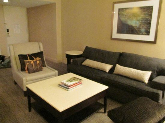 The Westin O'Hare: Suite