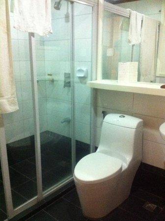 Ipil Suites El Nido : Poorly Cleaned Bathroom