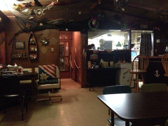 Plookys Cajun Boilin Pot: Shrimp or crawfish boil style restaurant Feb 2014