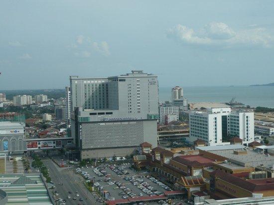 Hatten Hotel Melaka: Vue aérienne de l'hôtel
