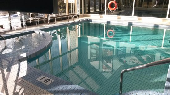 BEST WESTERN PLUS Siding 29 Lodge : indoor pool