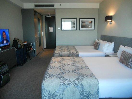 SKYCITY Hotel: Double room