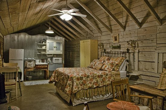 Four Mile Creek Bed and Breakfast : Barn suite.