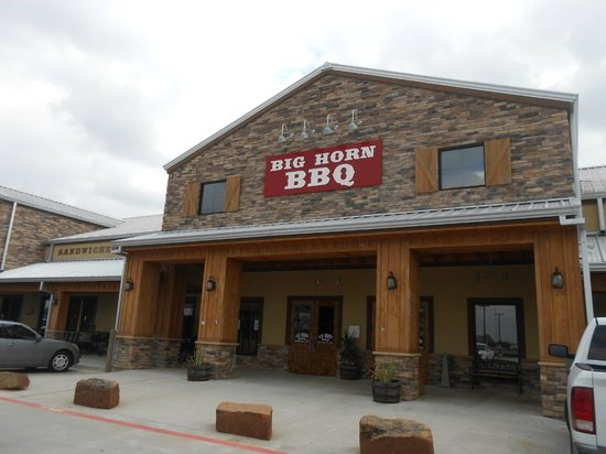 Big Horn BBQ: Welcome