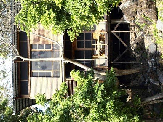 Jicaro Island Ecolodge Granada: Casita #2