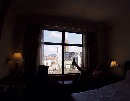 Hotel Soleil : Номер 1123 на 11 этаже