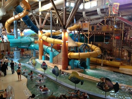 ‪Splash Lagoon Indoor Water Park Resort‬