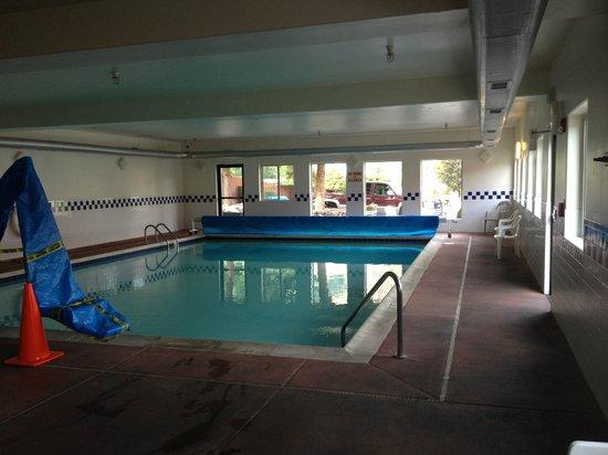 Glenwood Springs Cedar Lodge: Indoor Pool