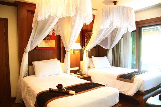 Khum Phaya Resort & Spa, Centara Boutique Collection: beautiful bedroom