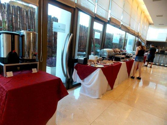 Amérian Hotel Casino Gala: Desayuno