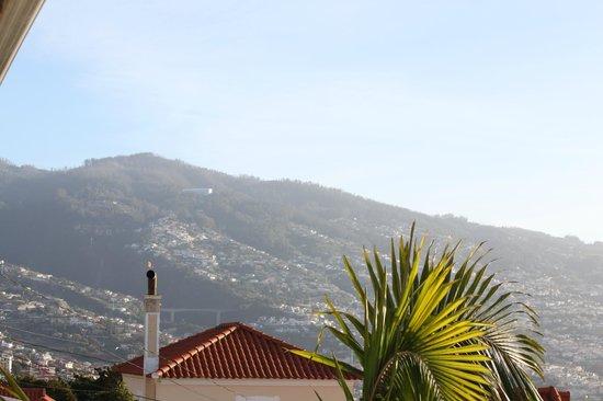 The Flame Tree Madeira: MAGNIFICA VISTA
