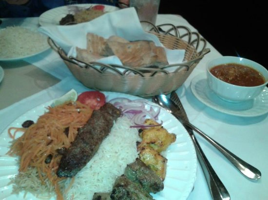 Photo of Middle Eastern Restaurant Bamian Restaurant at 5634 Leesburg Pike, Falls Church, VA 22041, United States