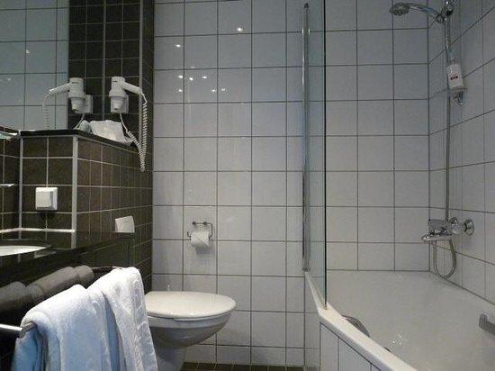 Centerhotel Arnarhvoll: bath