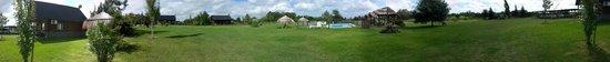 Baradero, Argentinien: Las cabañas en 360°