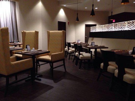 Hilton Albany : Dinner @ the Hilton