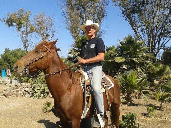 Rosarito Beach: Horse back riding.