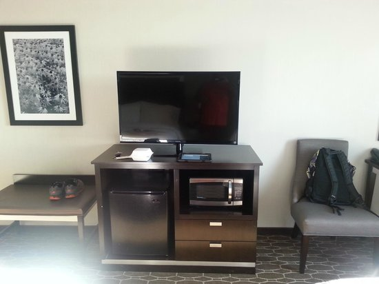 Hampton Inn & Suites Washington, DC North / Gaithersburg: Nice Flatscreens with DIRECT TV!!!