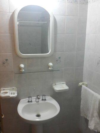 Posada Los Platanos: baño