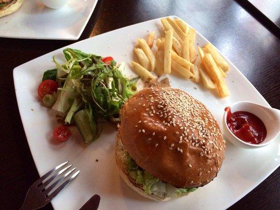ShangHai Nong Yue Café (ZhenNing): Lunch set