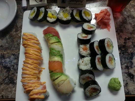 Sushi One: So good!