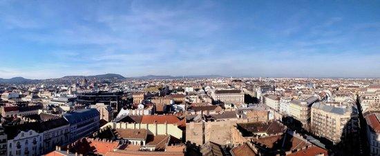 Basilique Saint-Étienne de Pest : Panoramica