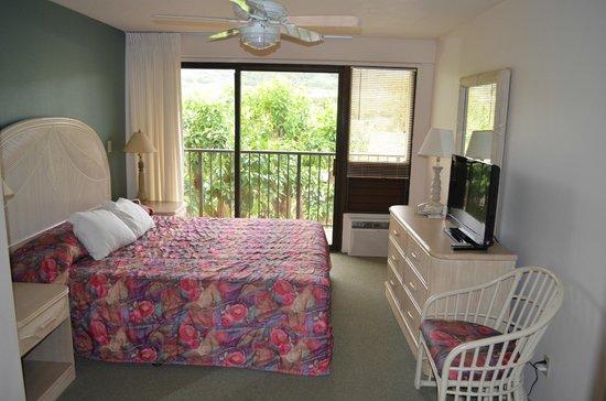 Kauai Beach Villas: Master bedroom