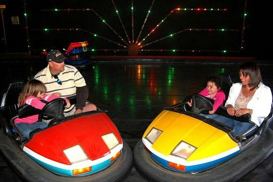 Atlantic Beach Park: Bumper Cars