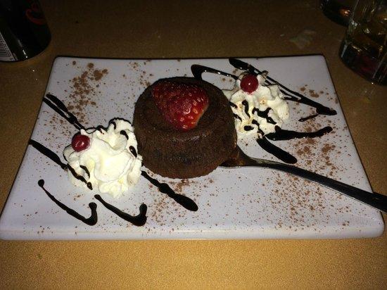 Deep Milano Cafe & Food: tortino caldo